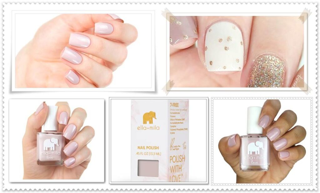 Ella Mila Love Collection Nail Polish | Honeymoon Bliss Love Collection
